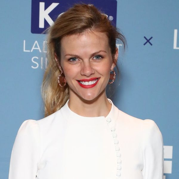 Find Out Why Brooklyn Decker Plans on Using Breast Milk in Her Skin Routine