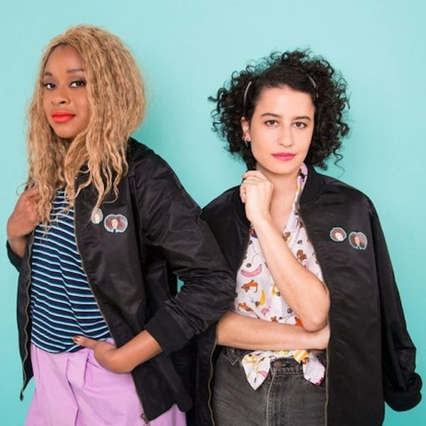 """Ilana Glazer and Phoebe Robinson's Fashion Collab Will Have You Screaming """"Yaaas Queen"""""""