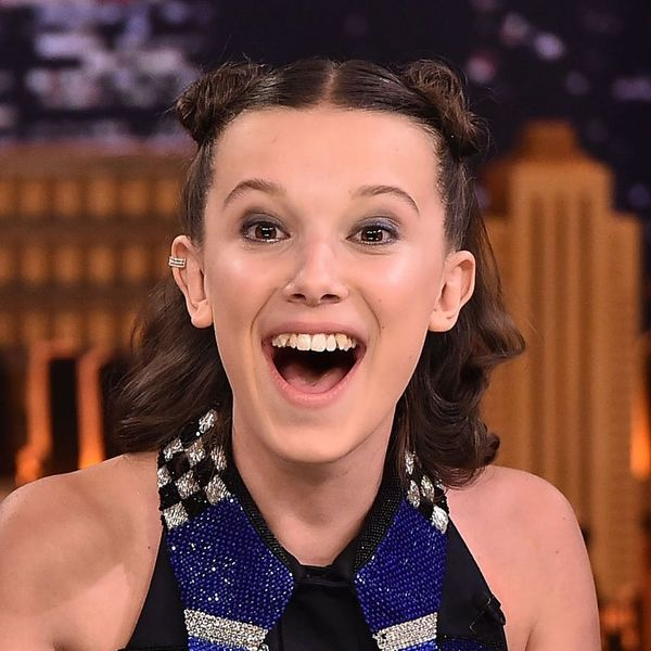 """""""Stranger Things"""" Star Millie Bobby Brown Just Revealed This Seriously Surprising Fact About Herself"""