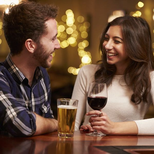 Couples Who Drink Together Stay Together (For Real)