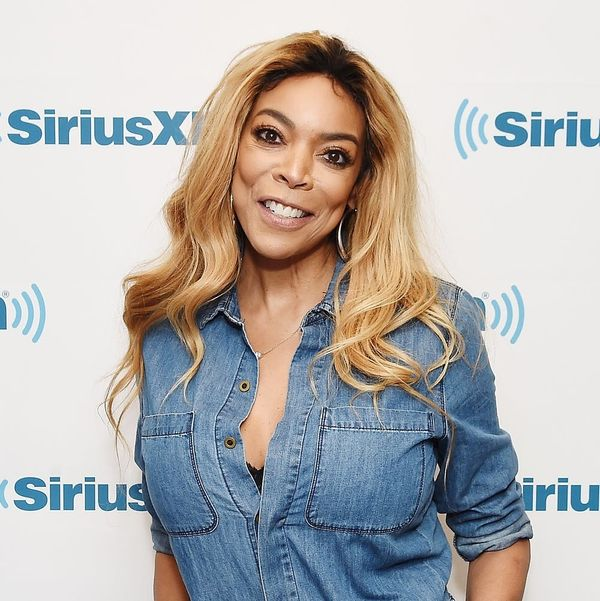 Wendy Williams' Halloween Costume Just Caused Her to Pass Out on Live TV