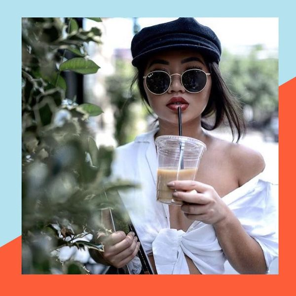 Fashion Girls Can't Get Enough of This Hat Trend