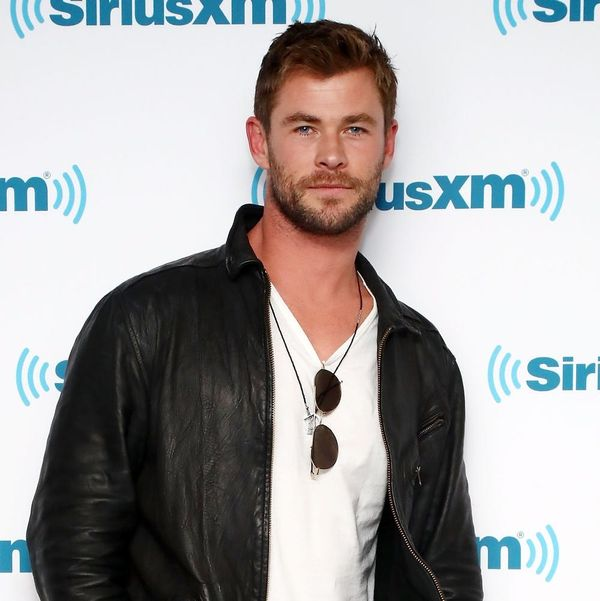 """Chris Hemsworth's Kids Want to Be Wonder Woman for Halloween Because She's """"Stronger"""" Than Thor"""