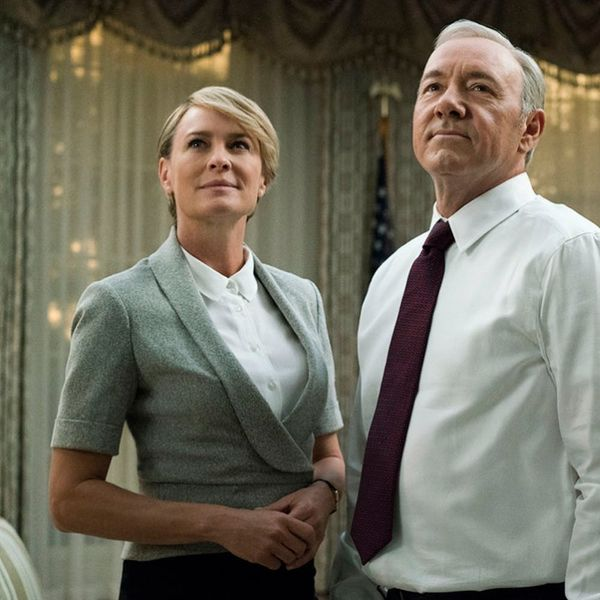 """""""House of Cards"""" Spin-offs Might Be Headed to Netflix After the Kevin Spacey Scandal"""