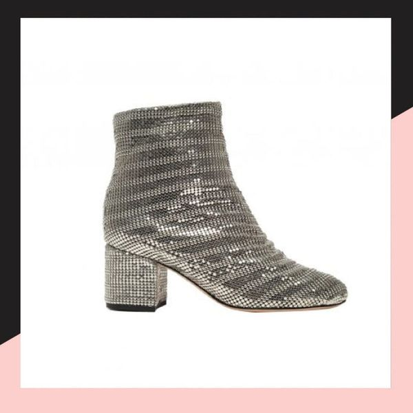 9 Glitter Boots That Will Change the Way You Party This Season