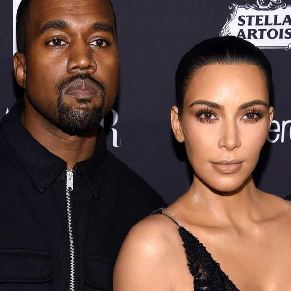 Kim Kardashian West Left This *Important* Detail Out of Her Halloween Couples Costumes