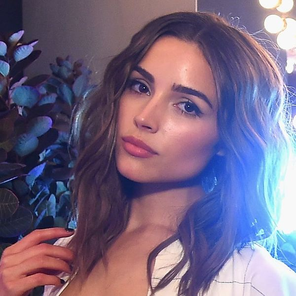 Olivia Culpo Is Making a Serious Case for Straight-Edge Bangs