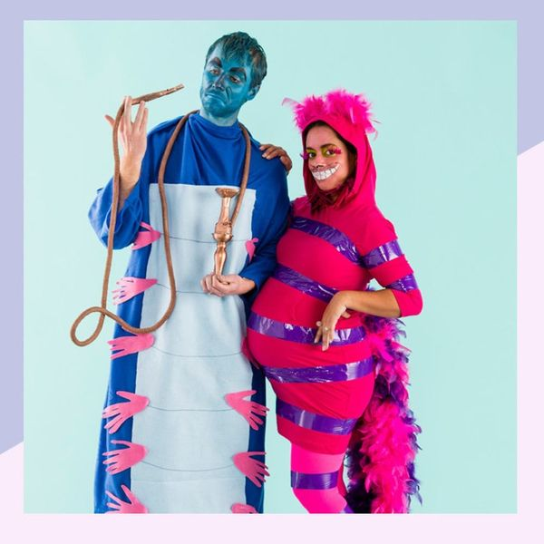 """You'll Go Mad for This """"Alice in Wonderland"""" Halloween Costume"""