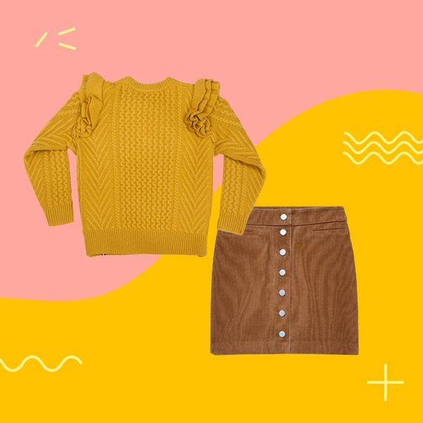 4 Fall Date Night Outfit Ideas for Pumpkin Picking, Wine Tasting, More