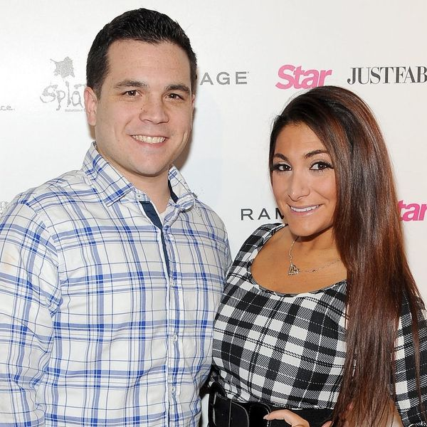 The 'Jersey Shore' Cast Reunited Once More for Deena Cortese's Wedding
