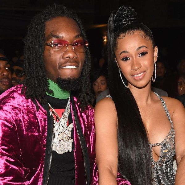 Rapper Cardi B and Offset of Migos Just Got Engaged Onstage!