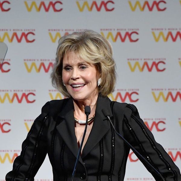 """Jane Fonda on the Weinstein Scandal: People Care Because the Victims Are """"Famous and White"""""""