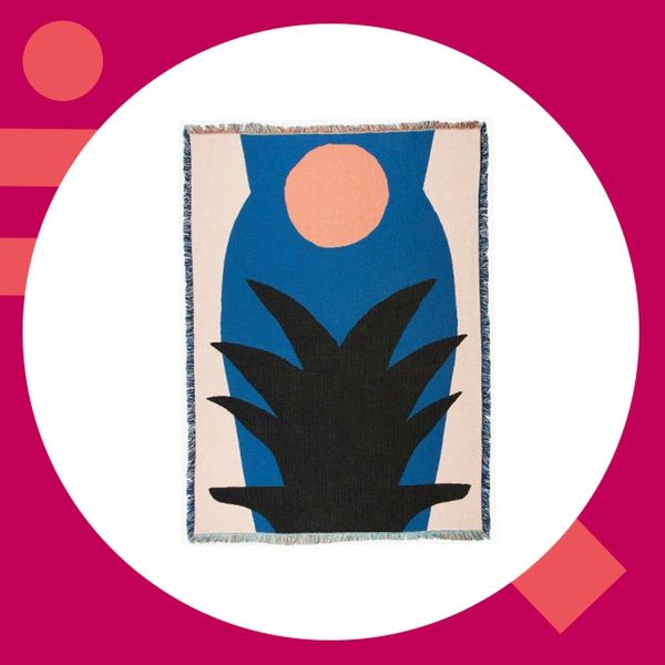 Make Over Your Snuggles With This Artsy Blanket Collection