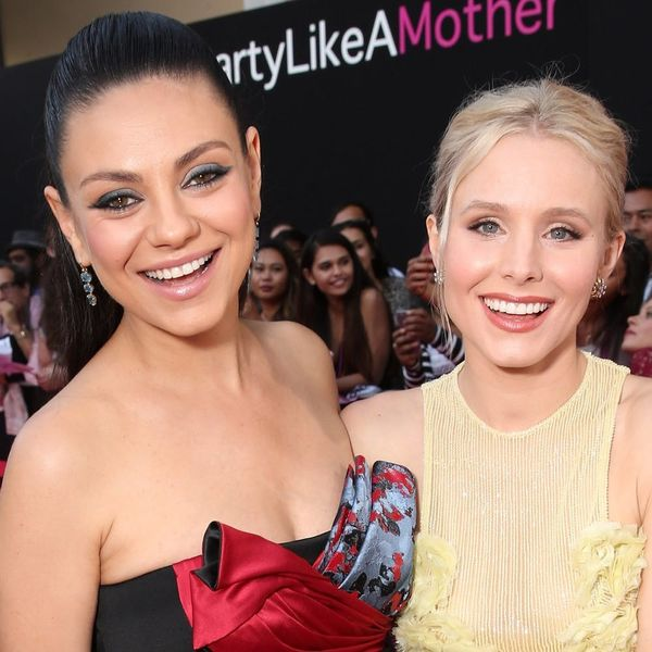 """Kristen Bell and Mila Kunis Just Made """"Friendship Haircuts"""" a Thing"""