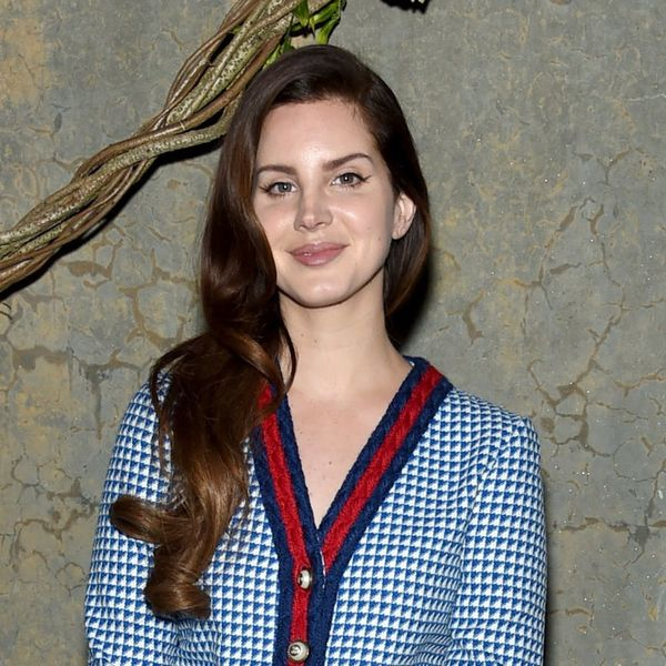 Lana Del Rey Just Chopped Off Her Famously Long Locks