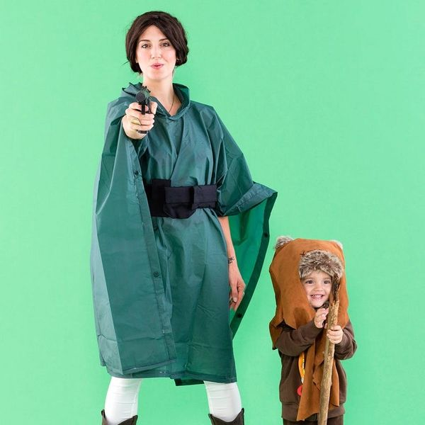 Channel the Force With These Leia and Ewok Halloween Costumes