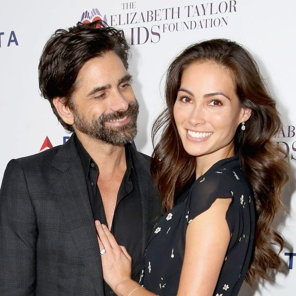 See Caitlin McHugh's Stunning Engagement Ring from John Stamos
