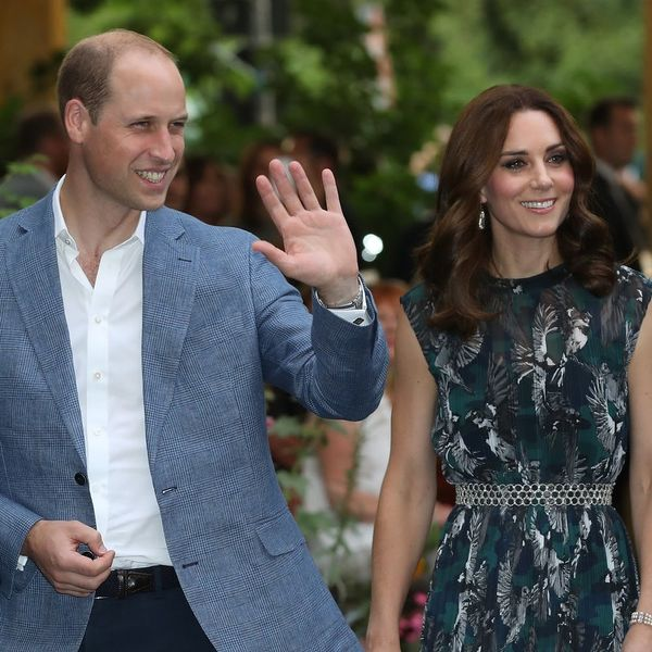 Prince William and Duchess Kate Middleton Reveal the Due Date for Baby No. 3
