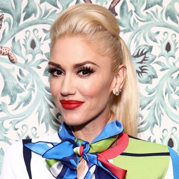 Gwen Stefani's Drugstore Lipstick Makes Blake Shelton Sing (Literally)