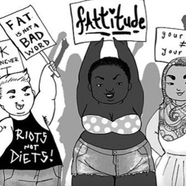 """New Documentary """"Fattitude"""" Says This Is What's Wrong With the Body Positive Movement"""