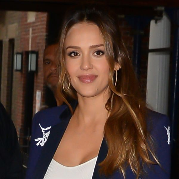 Surprise! Jessica Alba Just Revealed the Sex of Her Baby