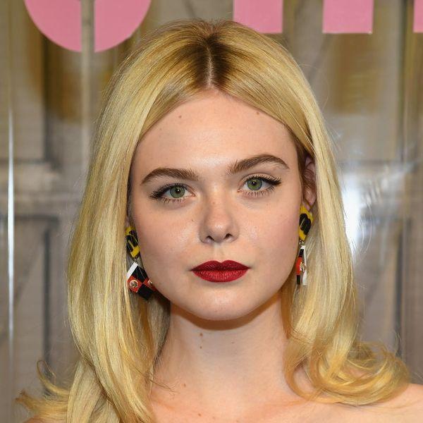 Elle Fanning's New Bangs Make Her Look Just Like Brigette Bardot