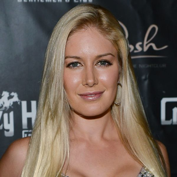 Heidi Montag Is Refreshingly Unworried About Her Post-Baby Body