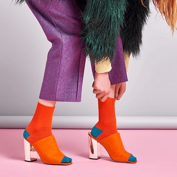 12 Statement Socks That Will Transform Your Look