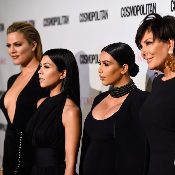 """The Kardashians Just Signed a Massive Deal With E! for More """"KUWTK"""""""