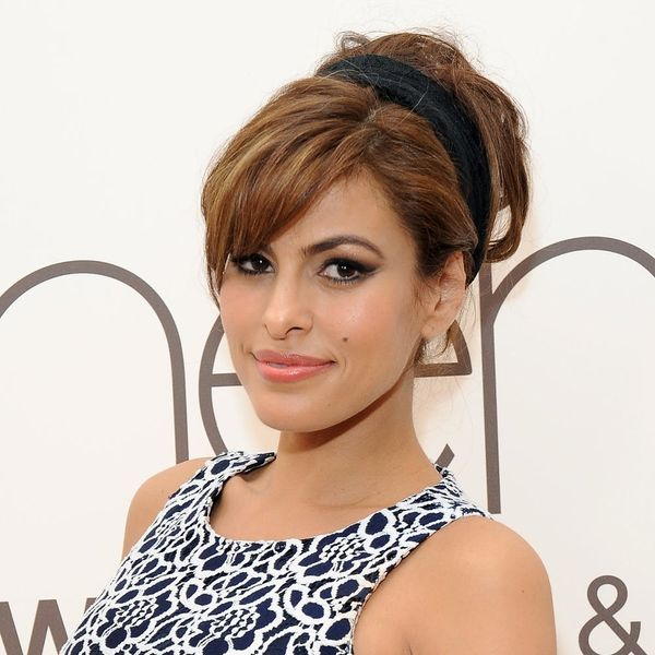 Eva Mendes FINALLY Revealed Why She's Vanished from the Red Carpet