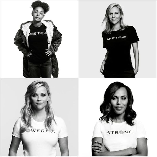 Tory Burch Taps Reese Witherspoon, Kerry Washington, More Celebs to Help Us #EmbraceAmbition This Women's Day