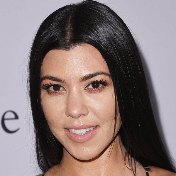Kourtney Kardashian Relies on This One Ingredient to Detox