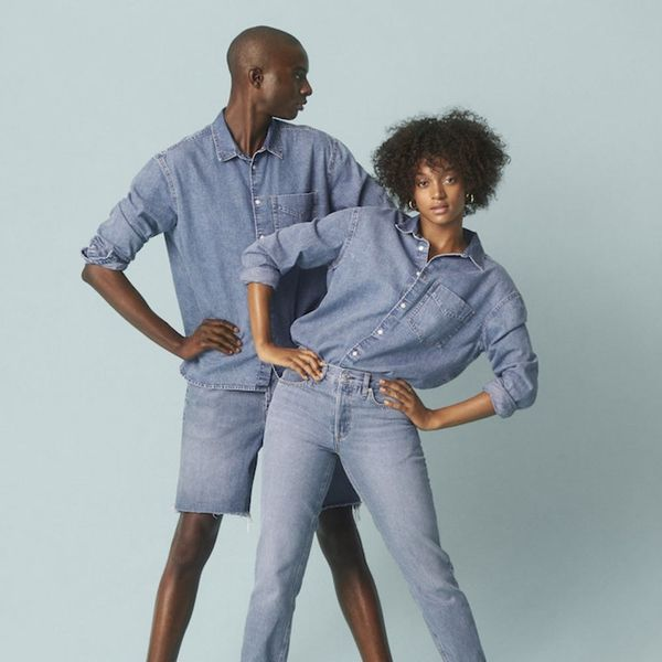 H&M Just Made Swapping Clothes With Your Boyfriend Easier Than Ever