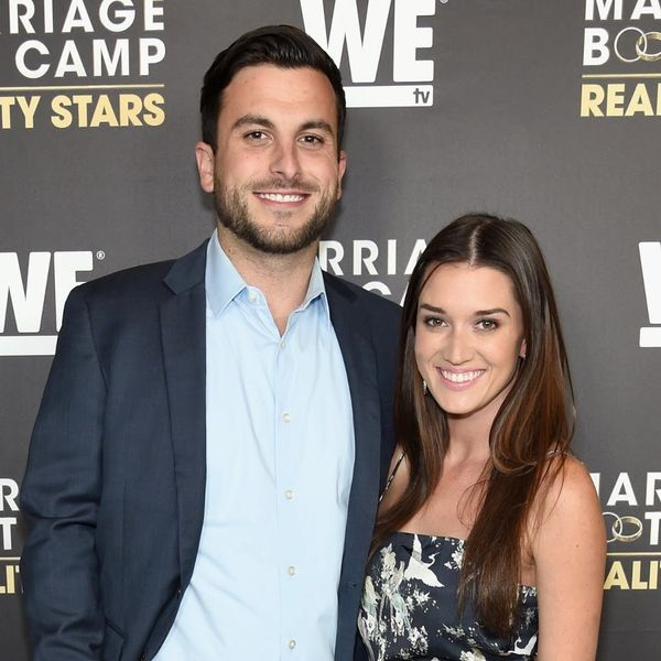 This Bachelor in Paradise Couple Just Announced They're Having a Baby