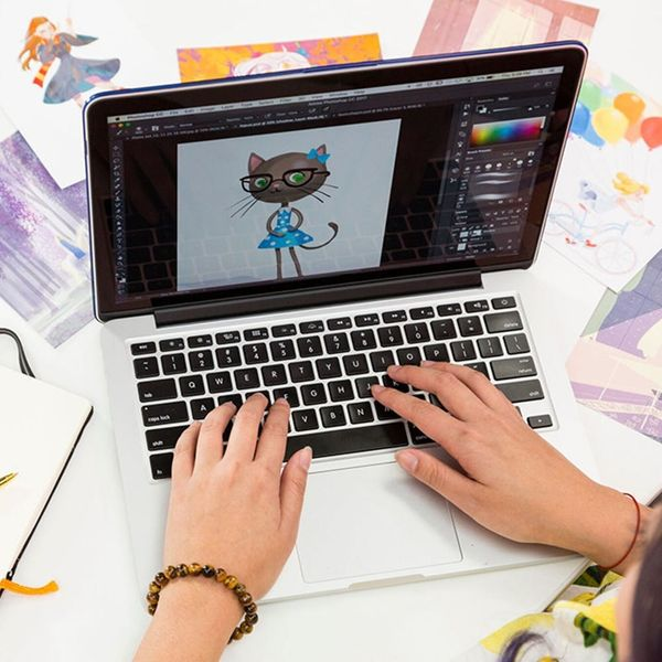 Dreams Do Come True! Design Your Own Disney-esque Character  (The Essentials You Need To Get Started!)