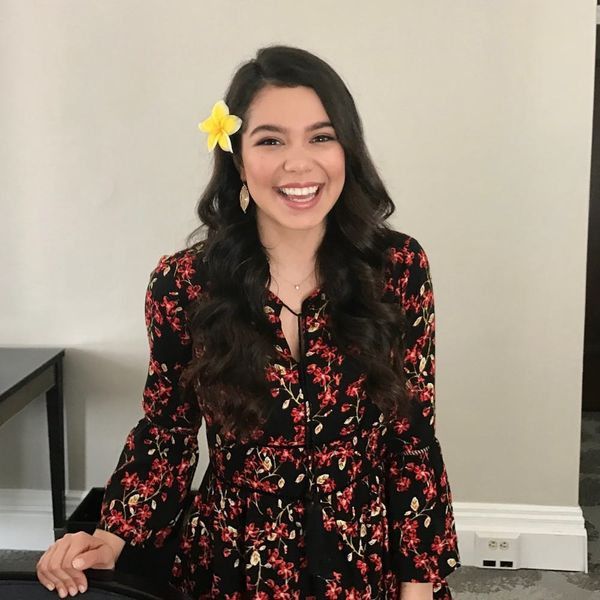 Moana Star Auli'i Cravalho on Her New Life, Her New Gig, and That Oscar Performance