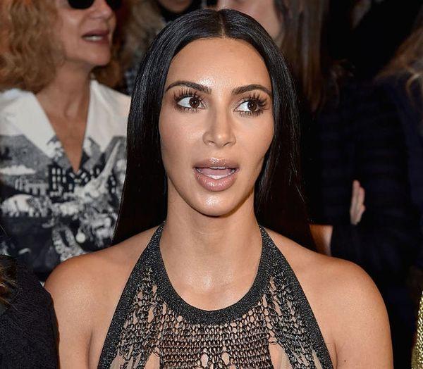 Kim Kardashian Messes With Photoshop, Our Minds