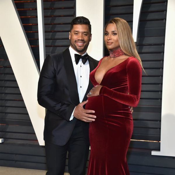 Ciara's Nude Baby Bump Pics Basically Just Broke the Internet