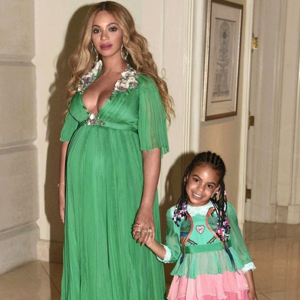 Beyoncé and Blue Ivy Just Took Mommy-and-Me Dressing to the Next Level