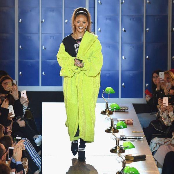 Rihanna Sent Everyone to Detention for Her Fenty x Puma Show