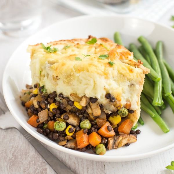 Celebrate St. Patrick's Day With This Cheesy Shepherd's Pie Recipe