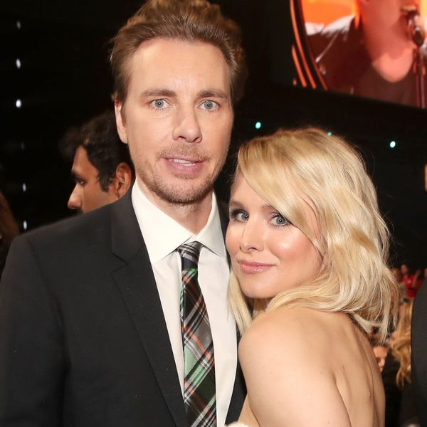 Kristen Bell and Dax Shepard Are Having the Age-Old Furniture War Couples Can Relate To
