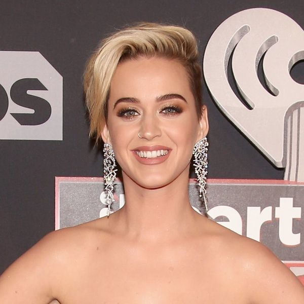 Katy Perry Had Quinoa in Her Teeth on the Red Carpet and No One Told Her
