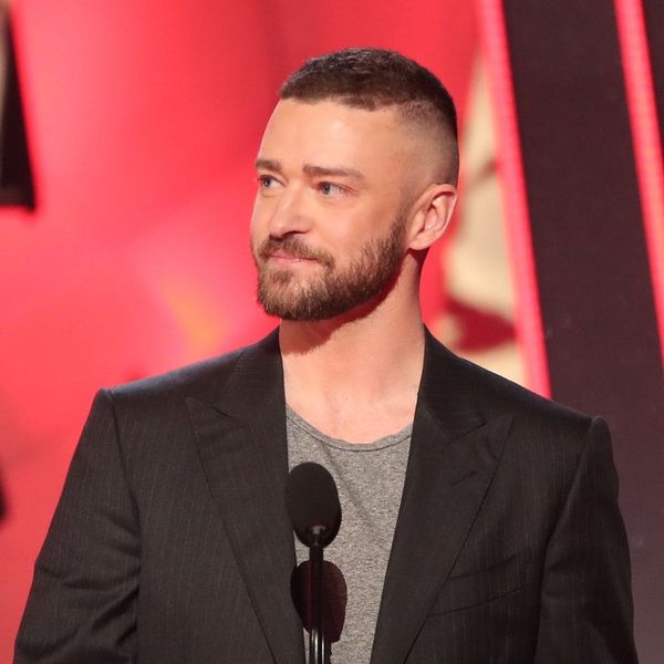 Justin Timberlake's Speech to LGBTQ Youth at the iHeartRadio Music Awards Was MUTED