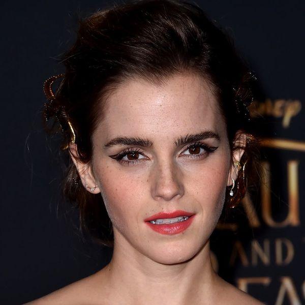 Emma Watson's Response to Critics of Her Topless Photo Shoot Will Make You Cheer