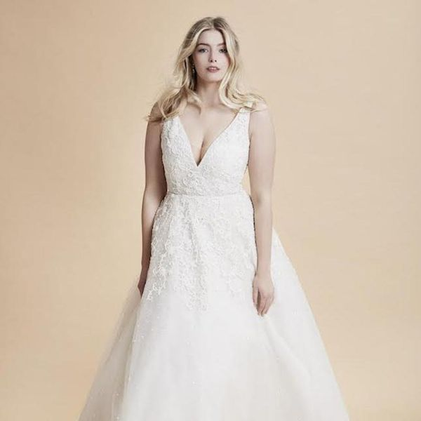 This Wedding Salon Is Giving Plus-Size Brides the Couture They Deserve