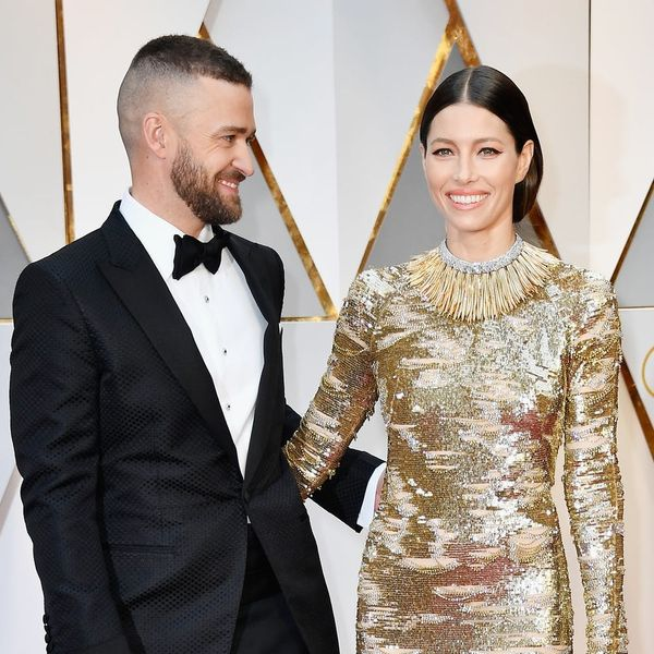 Justin Timberlake's Birthday Message to Jessica Biel Has Our Hearts Bursting With Love