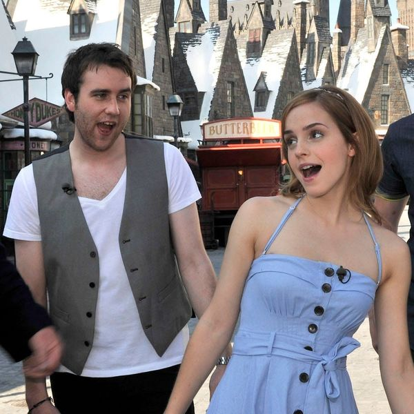 This Is the App Emma Watson Has to Thank for the Most Recent Harry Potter Mini-Reunion