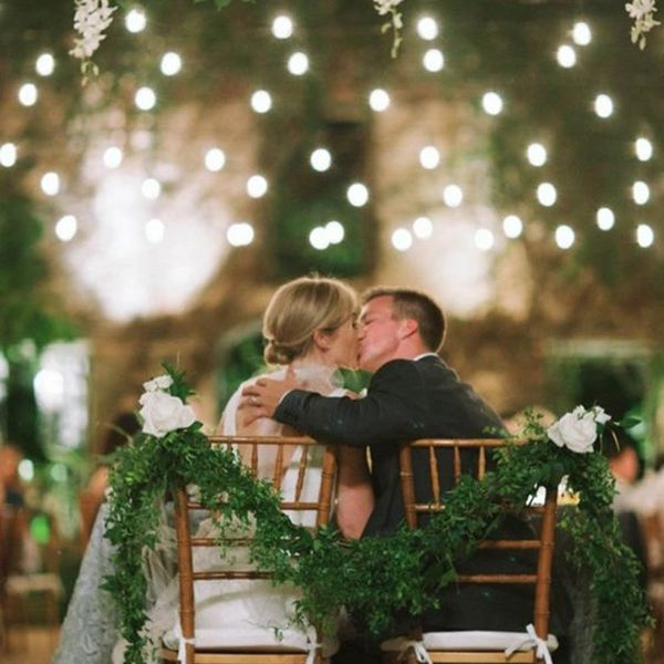 15 Wedding String Lights for Your Big Day