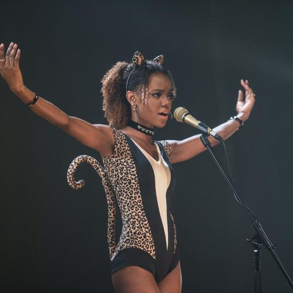 """Meet Ashleigh Murray, The Josie McCord of """"Riverdale"""" and TV's Coolest Pussycat"""